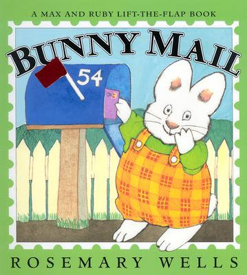 Bunny Mail By Wells, Rosemary